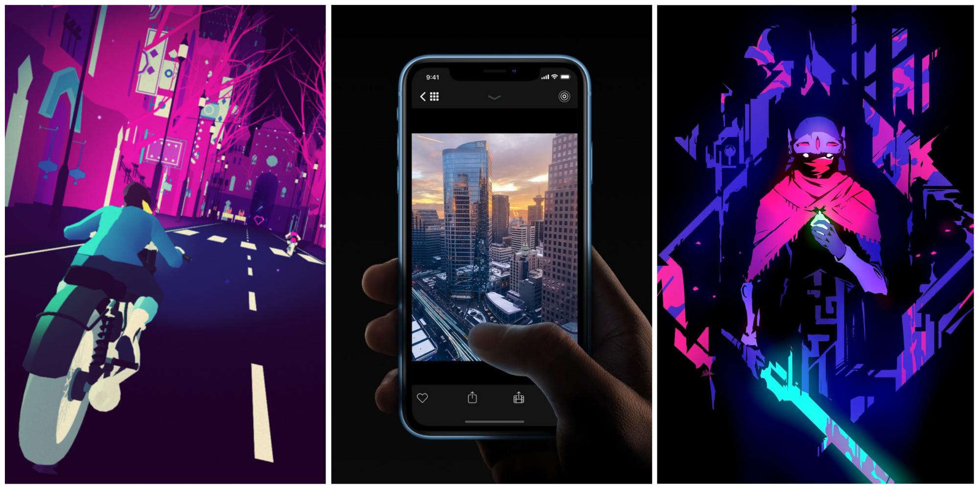 Лучшие приложения и игры 2019 года по версии Apple