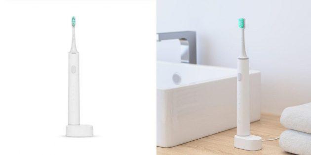 Ультразвуковая зубная щётка Xiaomi