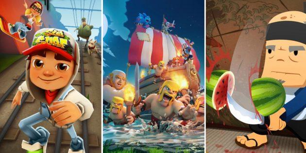10 самых скачиваемых мобильных игр и приложений десятилетия