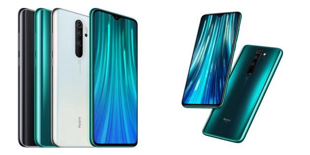 Новинки Xiaomi 2019года: Redmi Note 8Pro