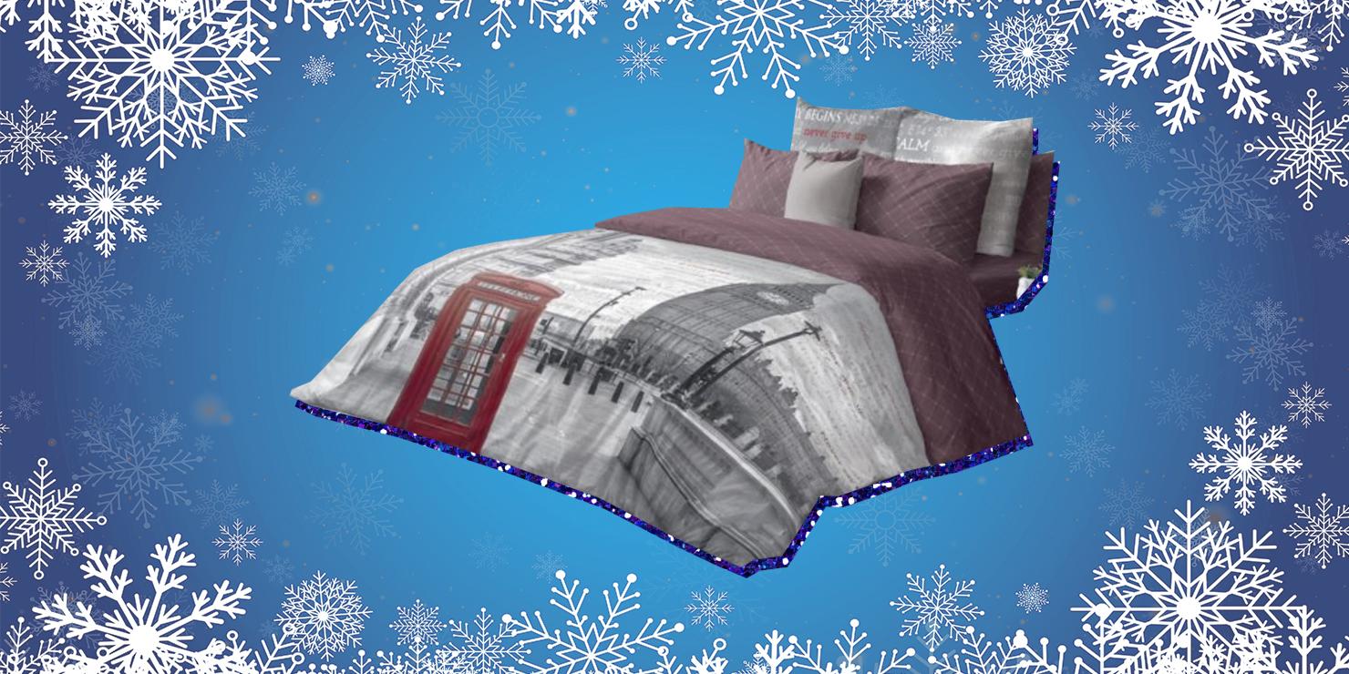 Подарки для семьи: постельное бельё