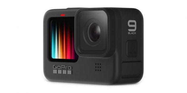 Что подарить на Новый год: GoPro Hero9 Black