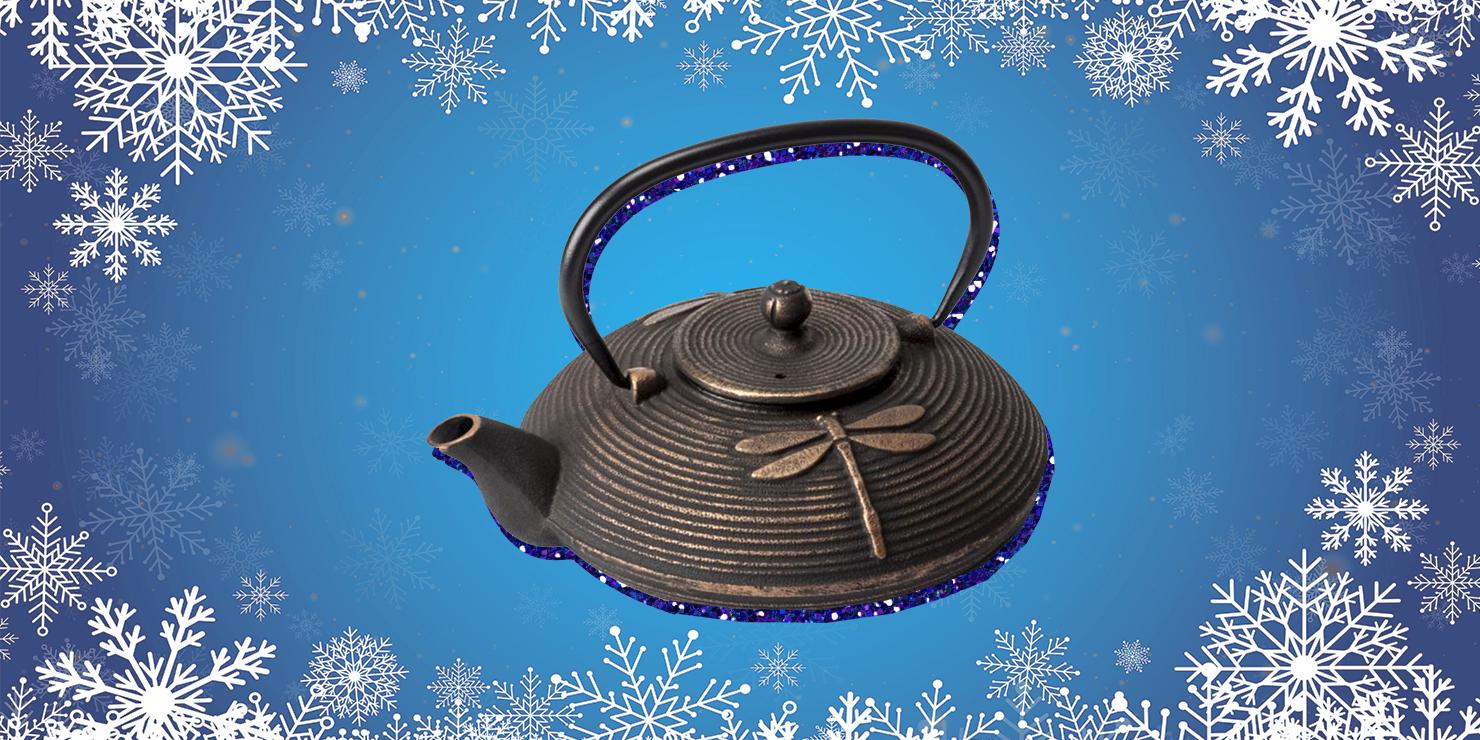 Подарки для семьи: чайник