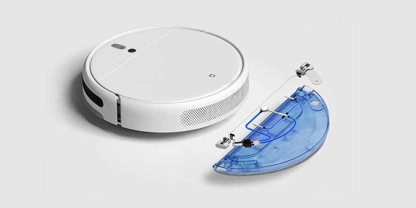 Цена дня: моющий робот-пылесос Xiaomi Mijia Sweeping Robot 1C за 14062 рубля