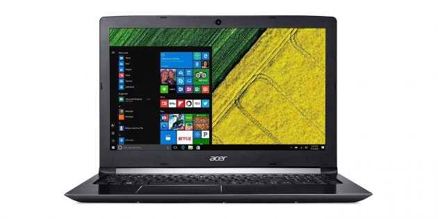 какой ноутбук купить: Acer Aspire 5