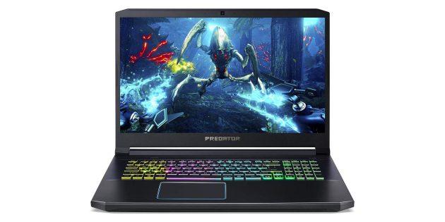 какой ноутбук выбрать: Acer Predator Helios 300