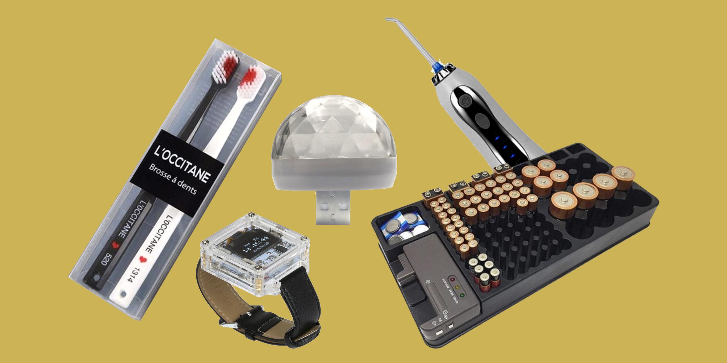 Находки AliExpress: парные зубные щётки, интерактивный робот, амортизирующие стельки