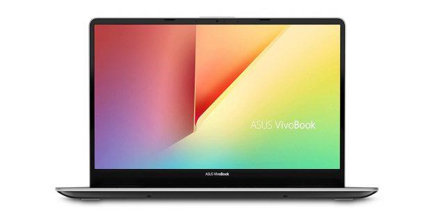 какой ноутбук купить: Asus VivoBook S15