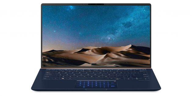 какой ноутбук купить: Asus ZenBook 14