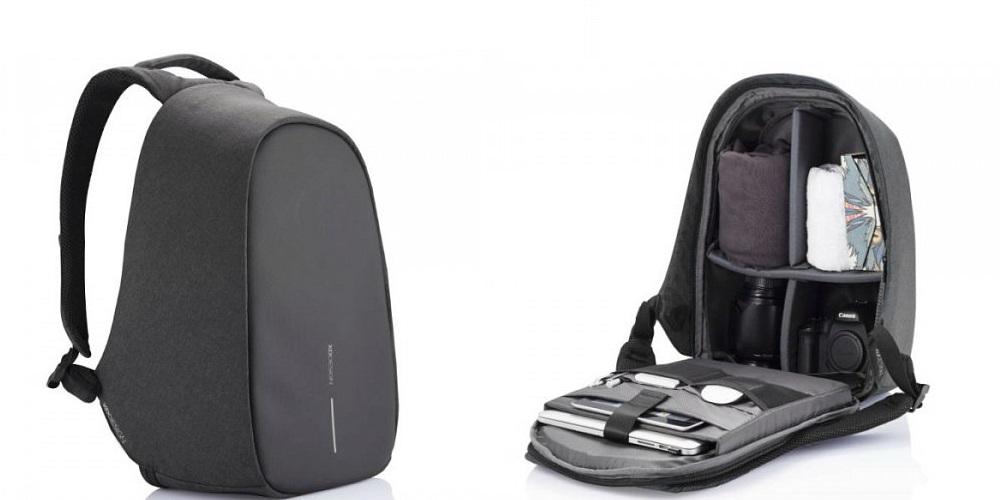 Необычные гаджеты: рюкзак с защитой от воришек XD Design Bobby Pro