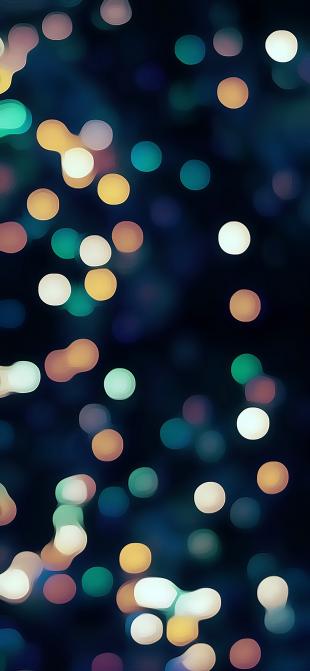 Подборка: 12 минималистичных новогодних обоев для смартфонов