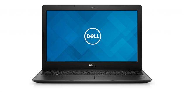 какой ноутбук купить: Dell Inspiron 15