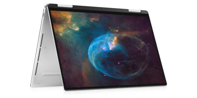 какой ноутбук выбрать: Dell XPS 13 2-in-1