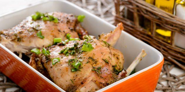 Как приготовить кролика в духовке с овощами: лучший рецепт