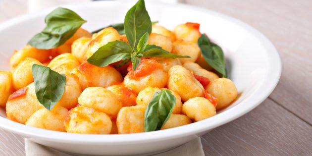 Ленивые вареники с картошкой: простой рецепт