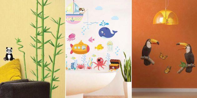 8идей, чтобы преобразить ванную комнату без ремонта