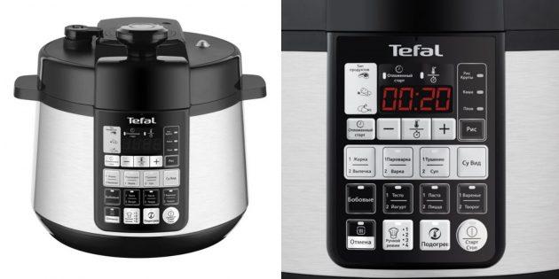 Tefal Advanced pressure cooker CY621D32