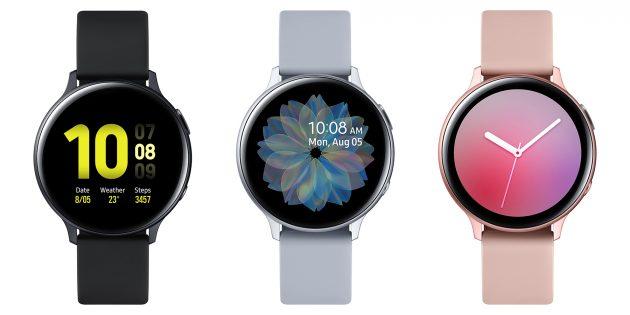 SamsungGalaxy Watch Active 2