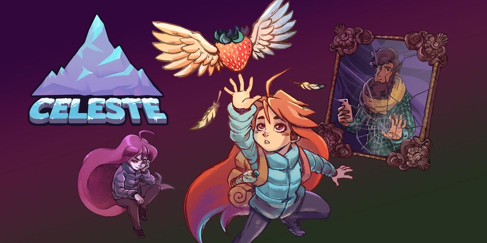 Epic Games Store раздаёт атмосферный платформер Celeste