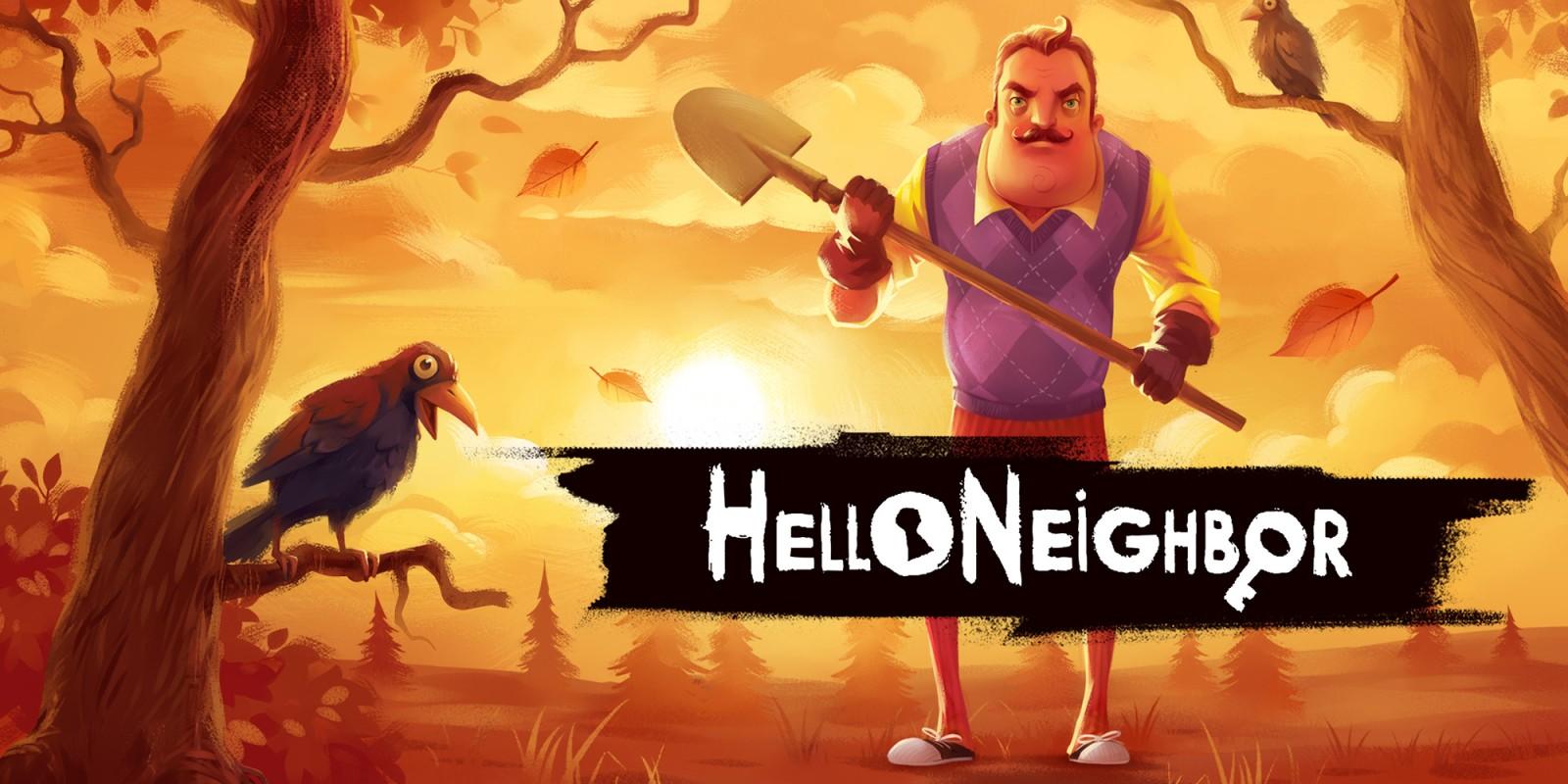 Epic Games Store раздаёт нетипичный хоррор Hello Neighbor
