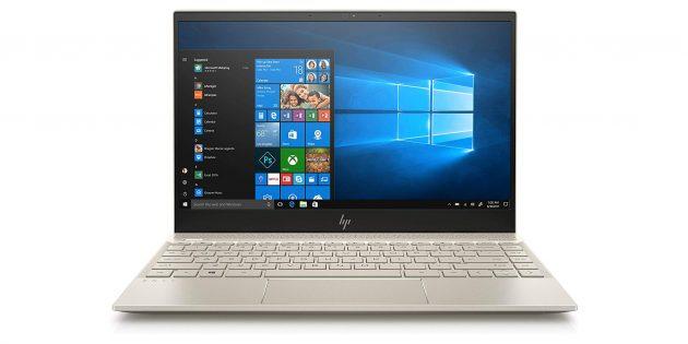 какой ноутбук купить: HP Envy 13