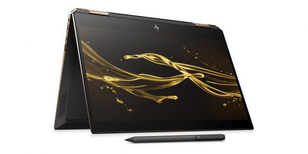 какой ноутбук купить: HP Spectre x360