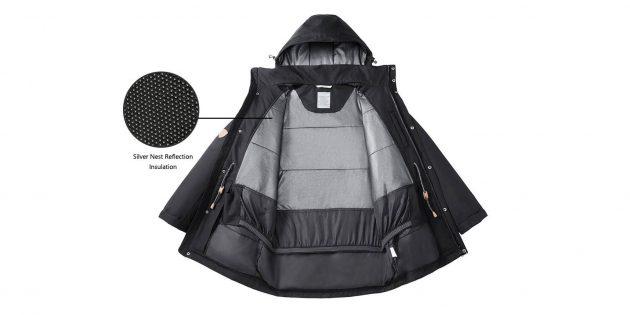 Цена дня: самая тёплая куртка Xiaomi за 6 475 рублей на AliExpress