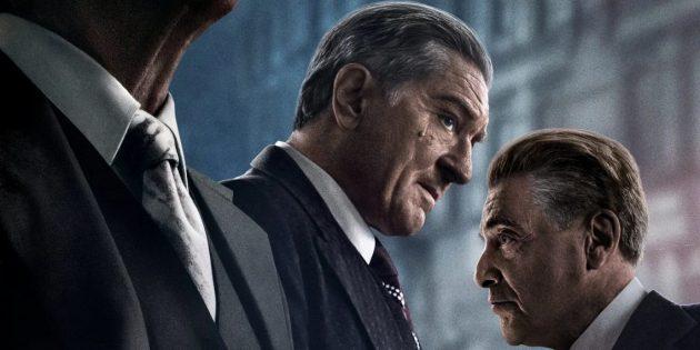 """На Netflix вышел """"Ирландец"""" - новый фильм Мартина Скорсезе"""