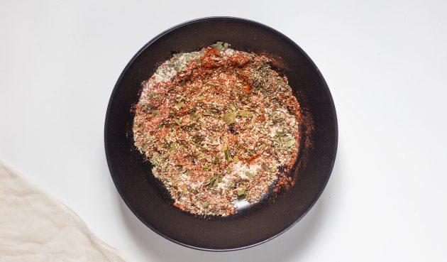 Каджунская смесь специй для мяса