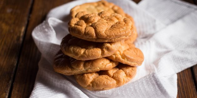 Домашние низкоуглеводные хлебцы