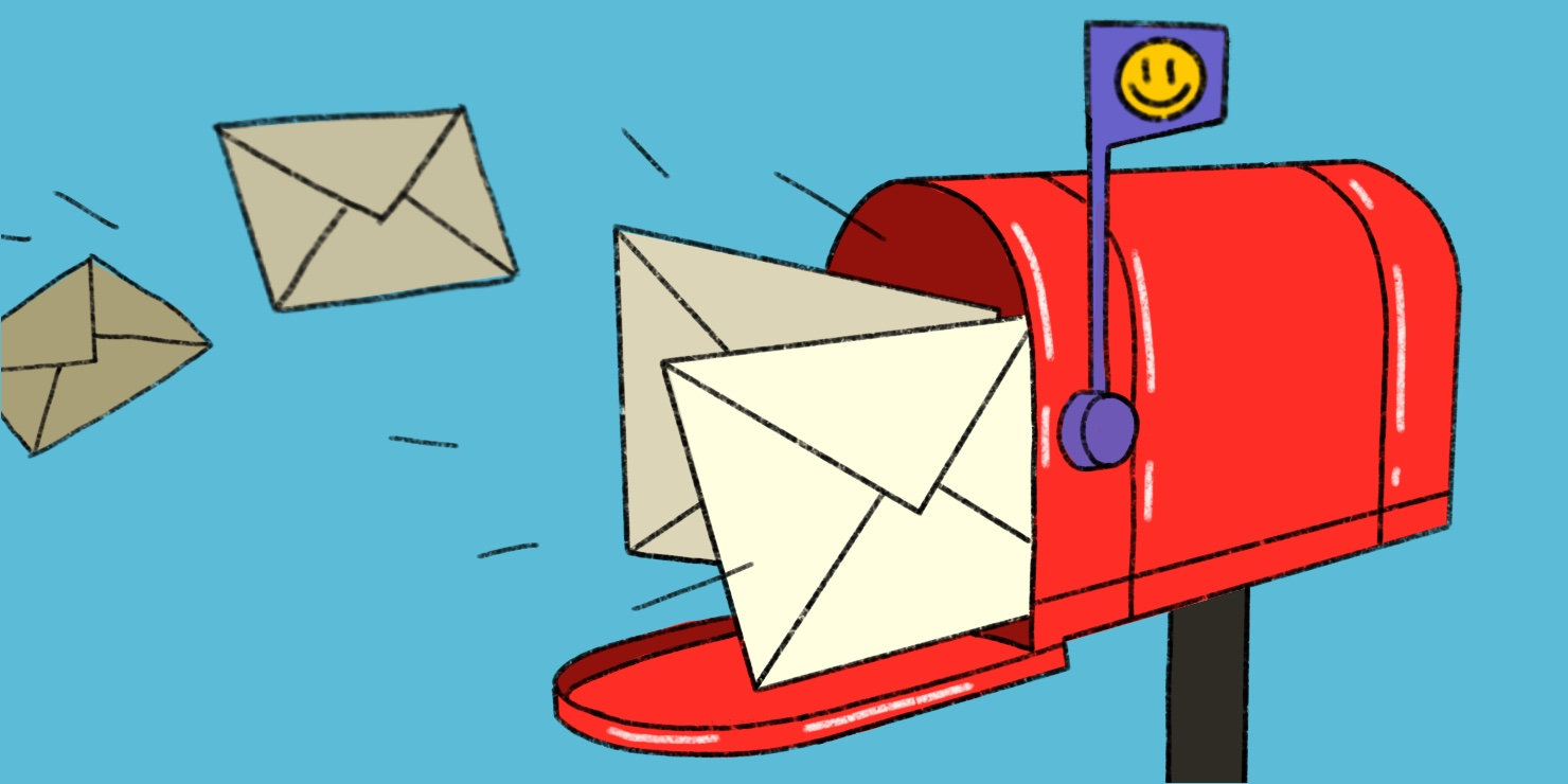 Почистить память в телефоне: очистите почтовый ящик