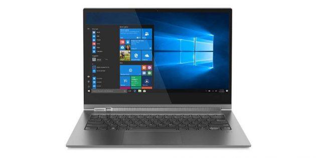 какой ноутбук выбрать: Lenovo Yoga C930