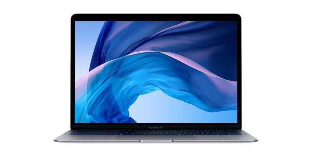 какой ноутбук купить: Apple Macbook Air