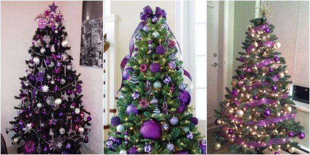 как нарядить новогоднюю ёлку