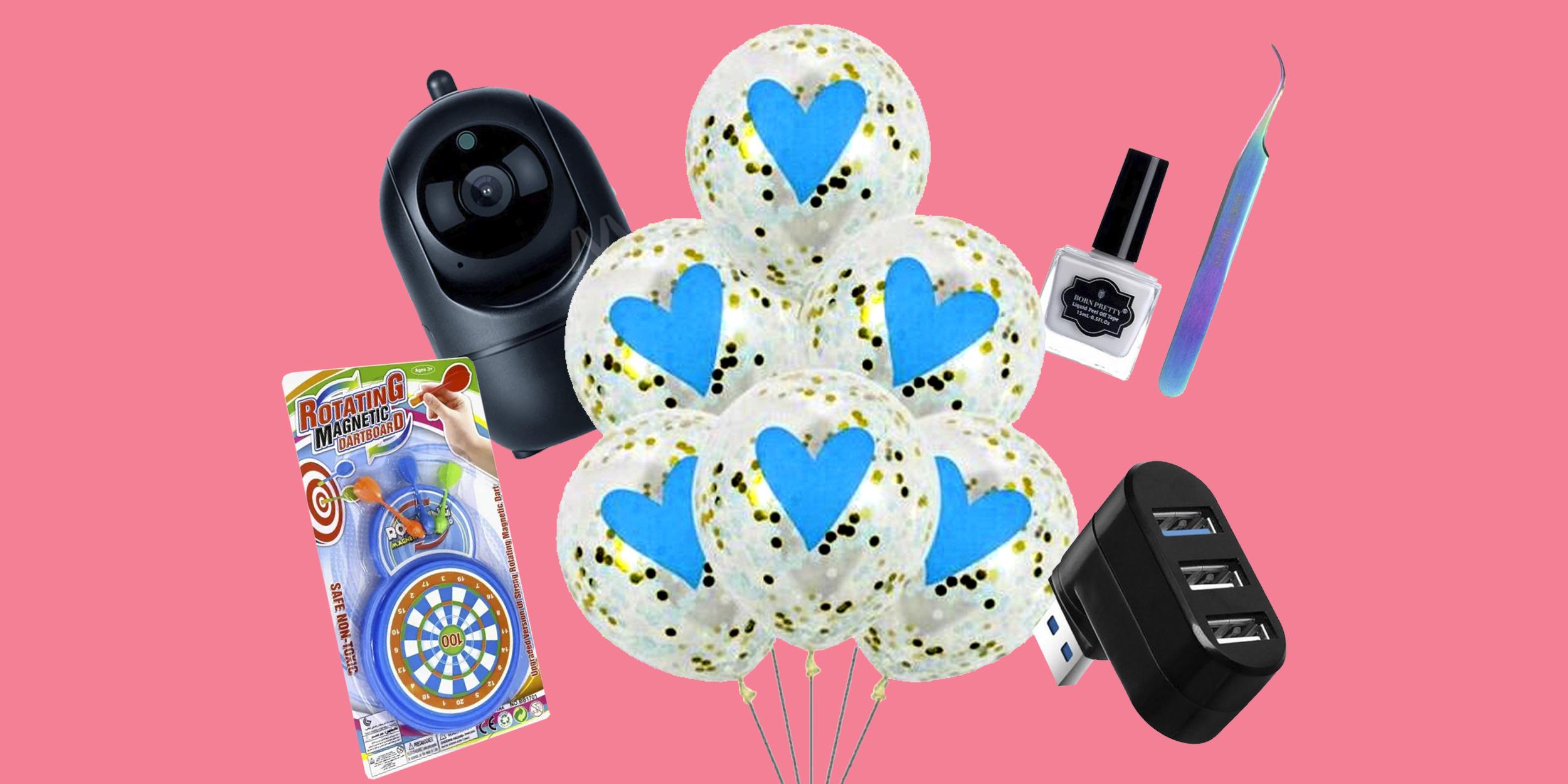 Находки AliExpress для женщин: камера-видеоняня, блеск для губ и пауэрбанк