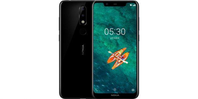 какой смартфон купить: Nokia 5.1Plus