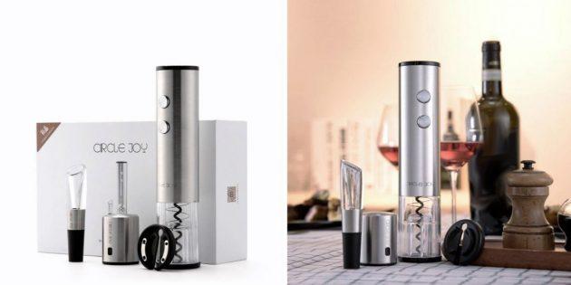 Товары для любителей вина: универсальный набор