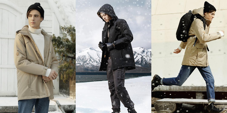 Цена дня: самая тёплая куртка Xiaomi за 6475 рублей на AliExpress