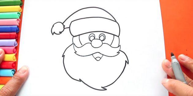 Изобразите бороду