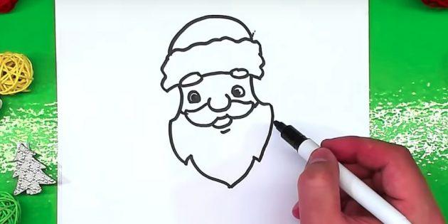 Добавьте бороду