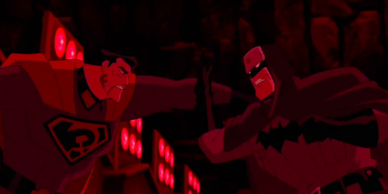 Супермен-коммунист и Бэтмен в ушанке: вышел первый трейлер мультфильма «Супермен. Красный сын»