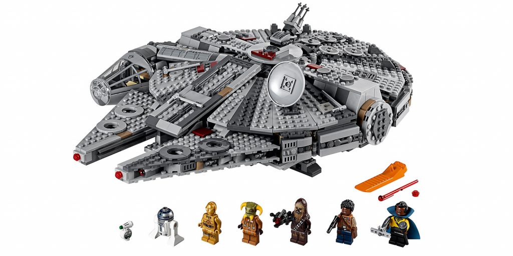 Конструктор LEGO из детства