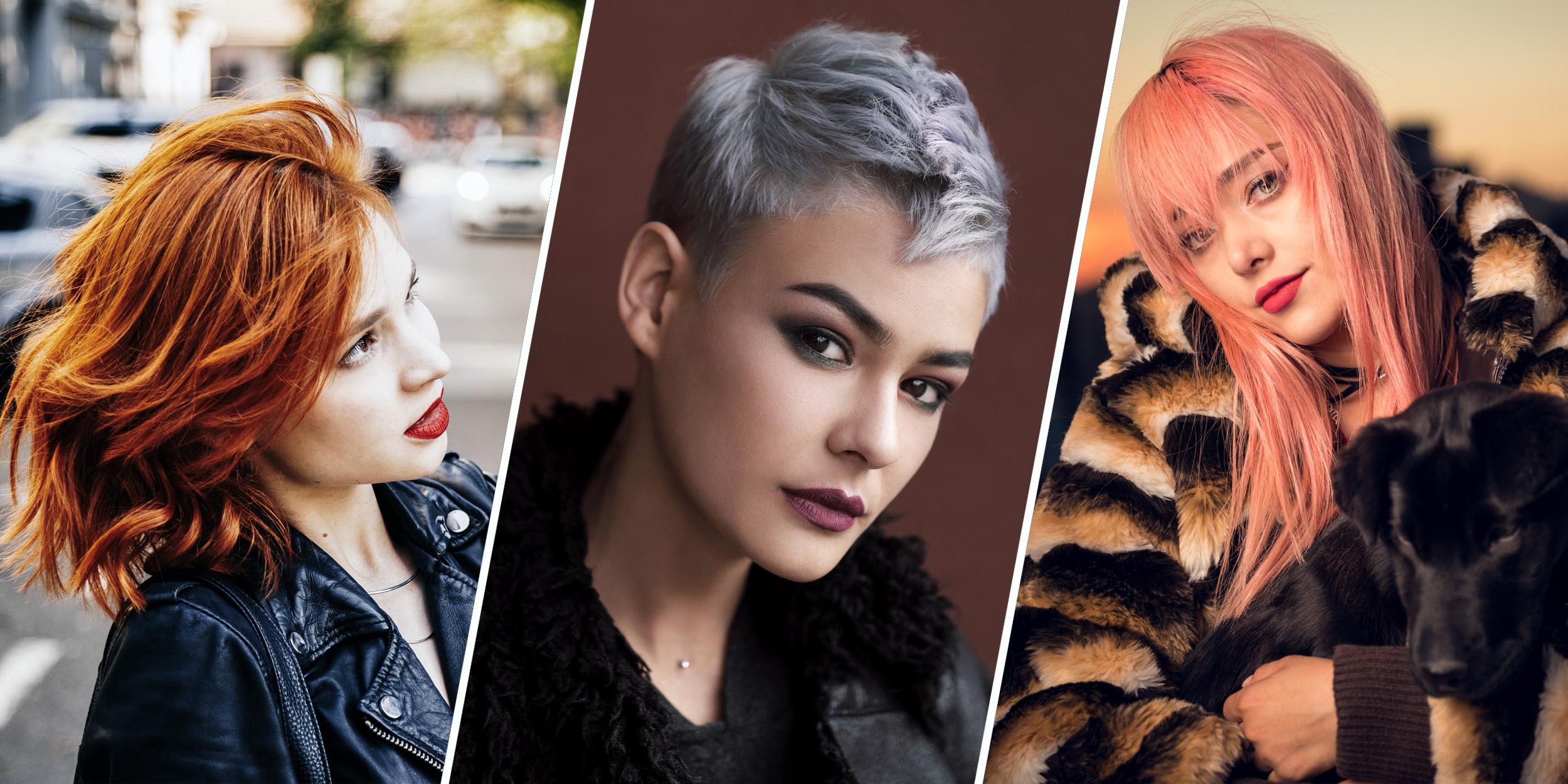 В какой цвет покрасить волосы в 2021 году, чтобы выглядеть модно