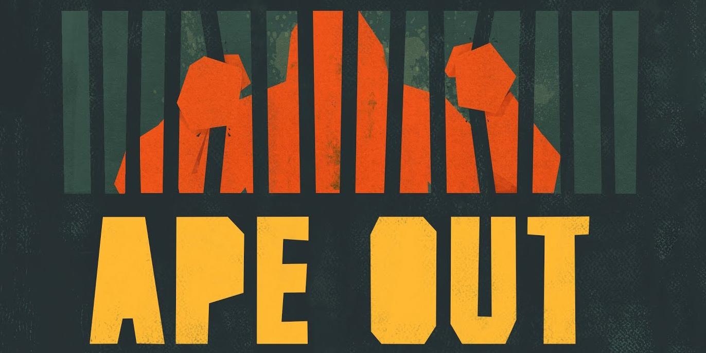 Epic Games Store раздаёт Ape Out — яркую и кровавую игру про побег обезьян