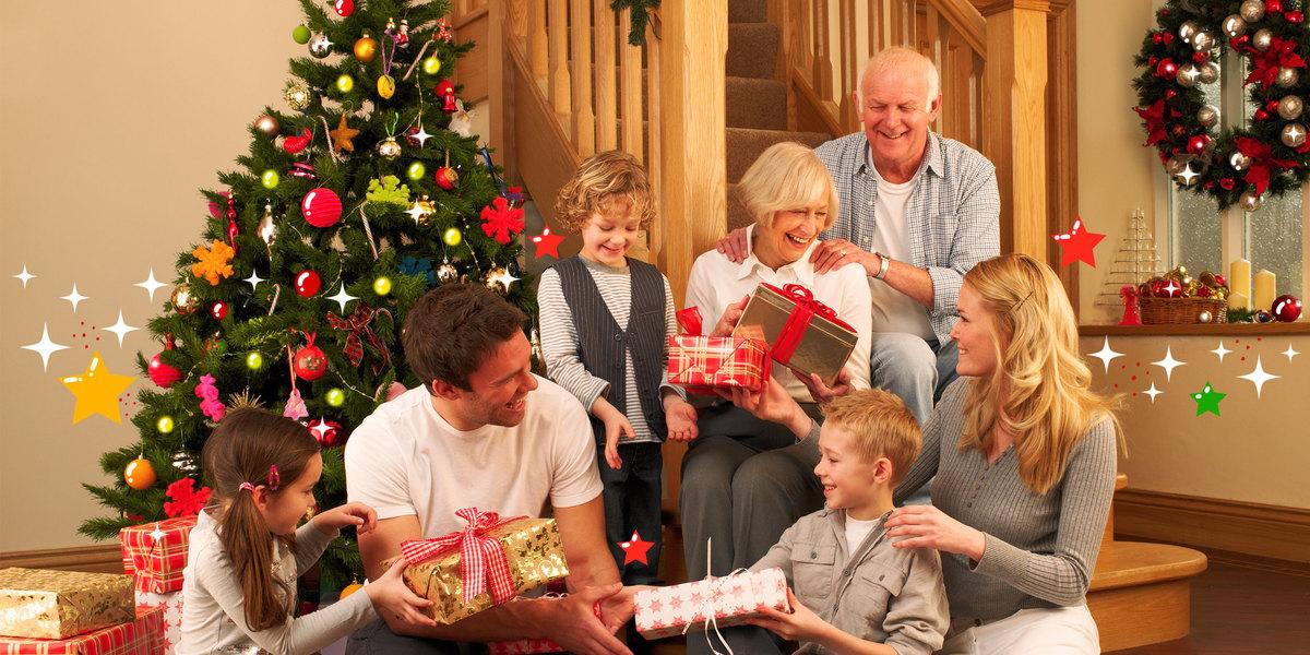 20 классных новогодних подарков для всей семьи