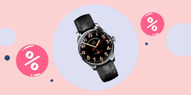 Bestwatch: скидка 10% на товары по промокоду