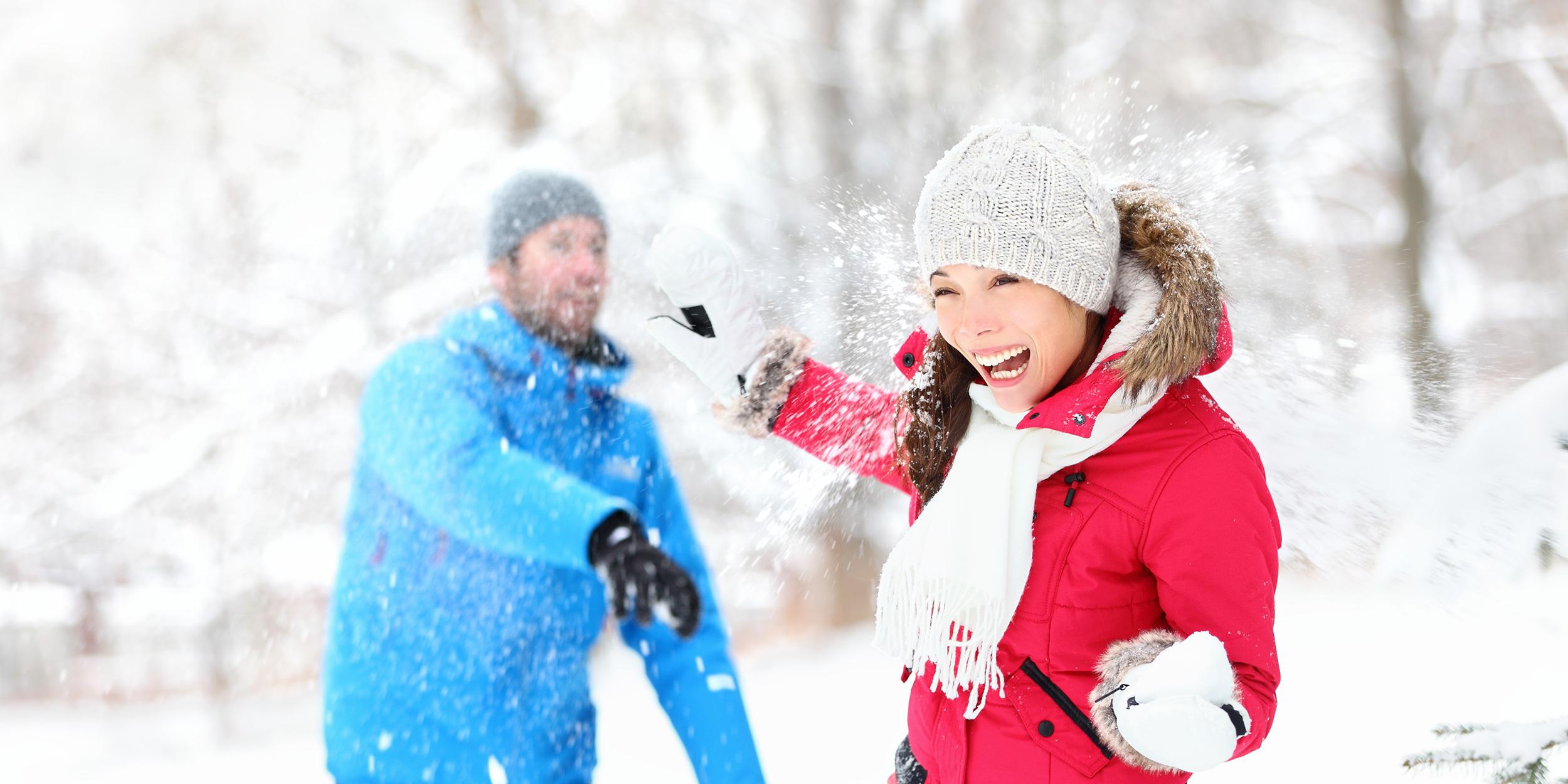 10 идей для зимних развлечений на улице