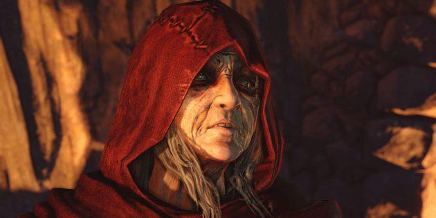 Лучшие РПГ-игры: Dark Souls II