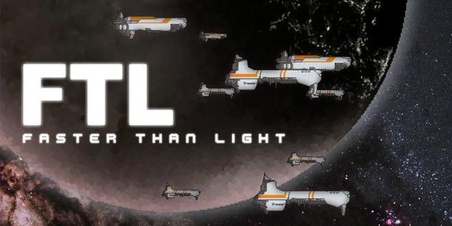 Epic Games Store раздаёт симулятор космического корабля Faster Than Light