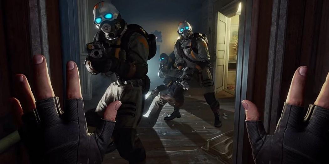 Видео дня: 11 минут геймплея Half-Life: Alyx в виртуальной реальности